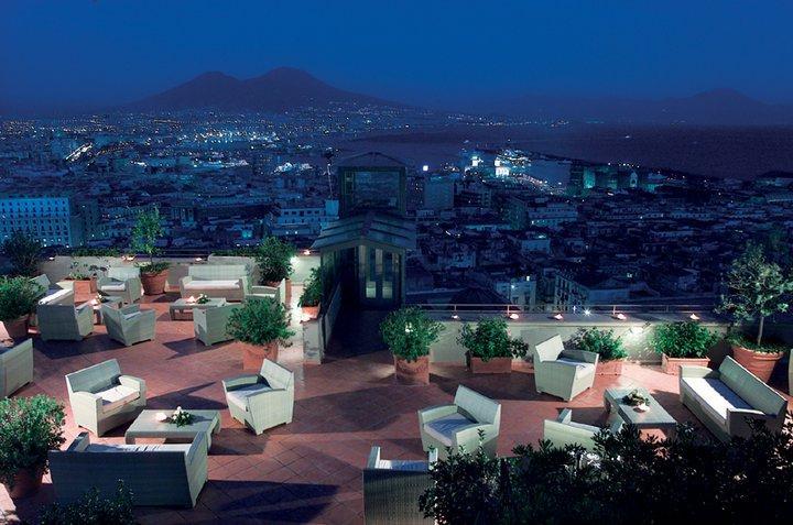 Napoli Hotel San Francesco Al Monte Corso Vittorio Emanuele