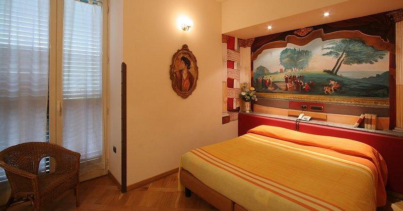 Grand Hotel Europa Napoli - camera