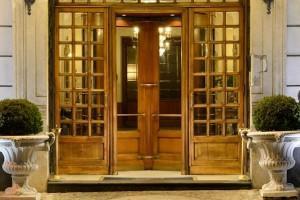 Grand Hotel Parker's, Corso Vittorio Emanuele Napoli