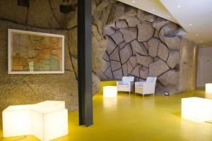 Hotel Correra 241, Art hotel Napoli