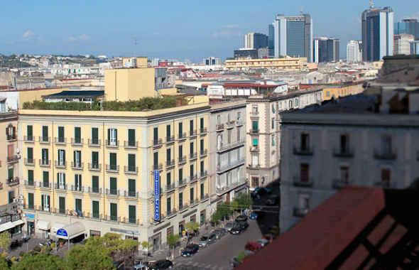 hotel plaza, albergo 3 stelle Napoli