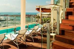 Romeo Hotel design a Napoli