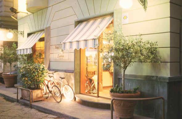 Hotel Suite Esedra, boutique hotel napoli