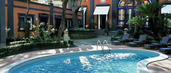 Costantinopoli 104, hotel 4 stelle napoli