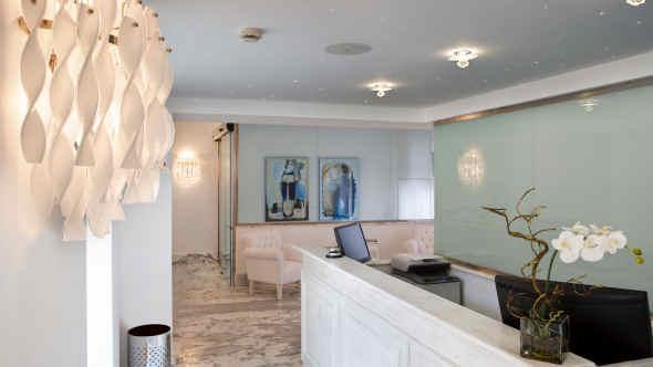 La Ciliegina hotel Napoli, albergo 4 stelle