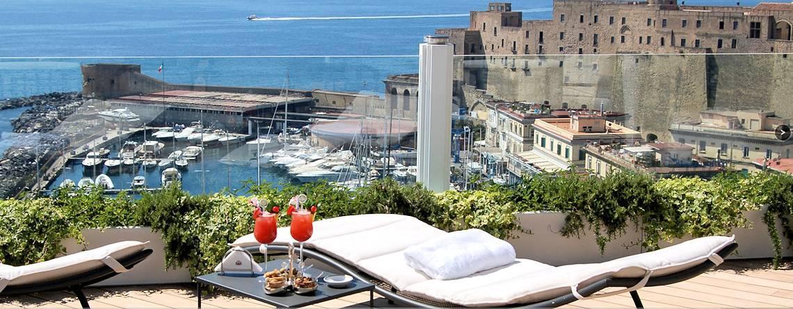 hotel di lusso Napoli – Hotel Excelsior Via Partenope