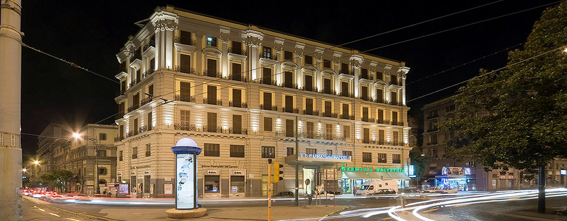 Napoli Hotel Piazza Garibaldi