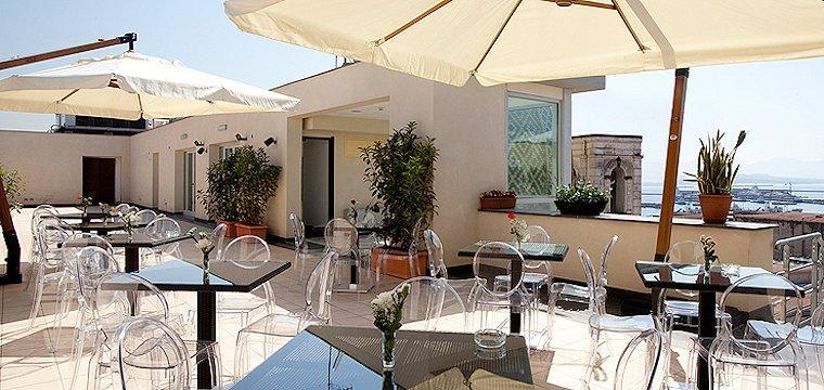 Hotel Naples, 4 stelle Corso Umberto 1, Napoli