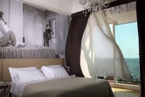 Partenope Relais, boutique hotel a Napoli (lungomare)