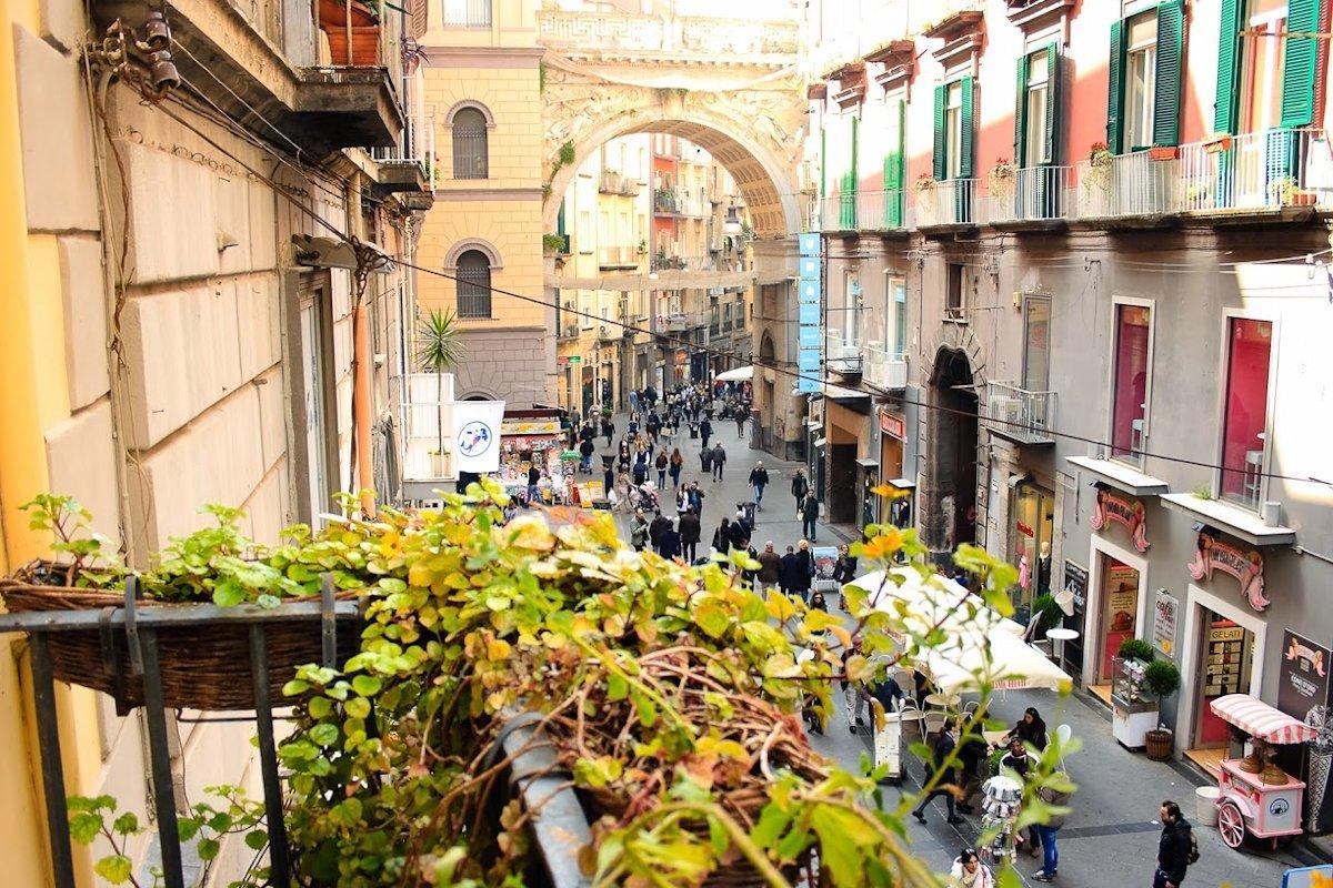 Napoli Hotel Chiaia