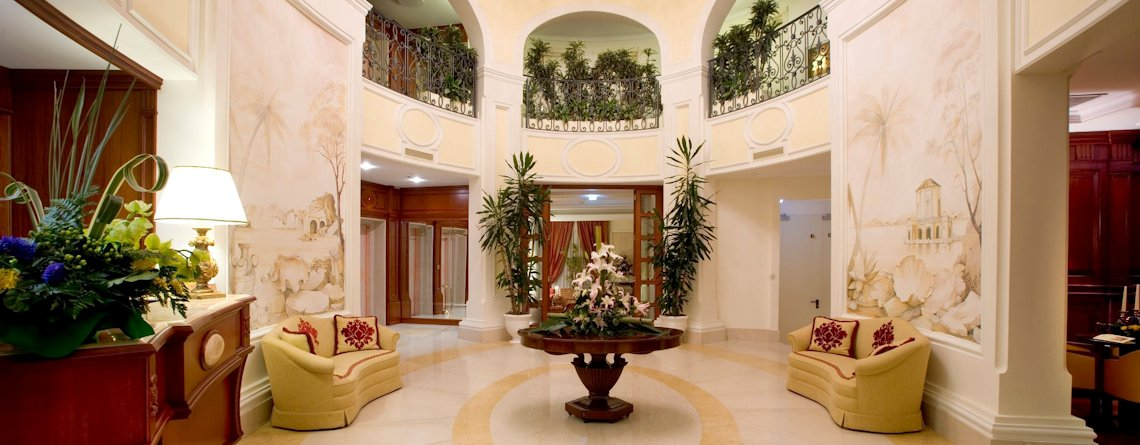 Hotel Palazzo Alabardieri Napoli