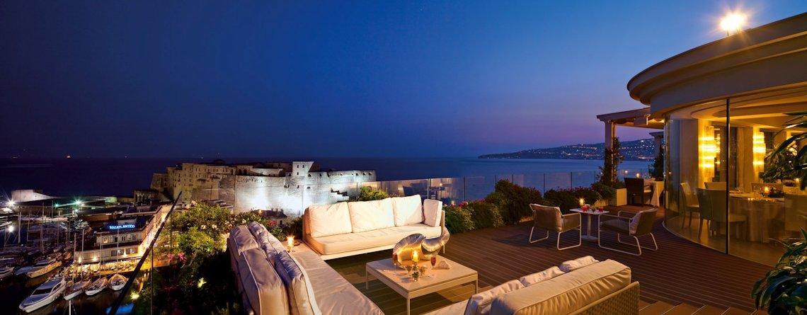 Grand Hotel Napoli Lungomare